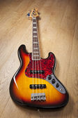 Fender Jazz Bass — Stock Photo
