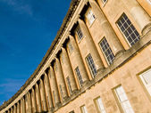 Royal Crescent , Bath, UK — Stock Photo