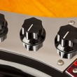 Guitar Control Knobs — Stock Photo