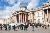 Den national galleriet, london — Stockfoto