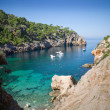 Cala de Deia, Majorca — Stock Photo