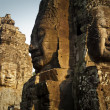 Bayon Temple Faces — Stock Photo #29732327