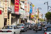 Chinatown, Penang, Malaysia — Stock Photo