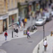 Milsom Street Time Lapse — Stock Video