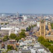 Stock Photo: High View of Westminster, England