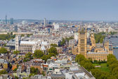 High View of Westminster, England — Foto Stock