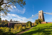 Clifton Suspension Bridge — Stock Photo