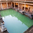 The Great Bath at the Roman Baths — Stock Photo