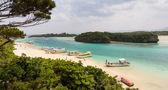 Kabira Bay, Ishigaki Island, Japan — Stock Photo