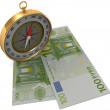 Financial success concept - Foto Stock