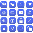 web icons set — Stockfoto #21952415