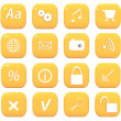 web icons set — Stockfoto #21952903