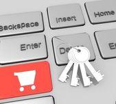 Security concept — Stockfoto