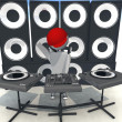 DJ, Equipment - Stock Photo
