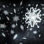 Snowflakes — Stock Photo #23985647