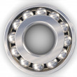 Stock Photo: Self-aligning ball bearing