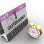 Calendar — Stock Photo #24532649