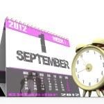 Calendar — Stock Photo #24532663
