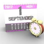 Calendar — Stock Photo #24532815