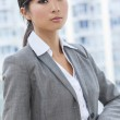 Beautiful Asian Chinese Woman or Businesswoman — Stock Photo #21639719