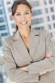 Portrait of Beautiful Woman or Businesswoman In Her Thirties — Stock Photo