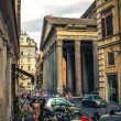 Pantheon. Roma. Italy. — Stock Photo #21827143