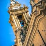 Piazza del Popolo. Roma. Italy. — Stock Photo #21827343