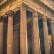 Pantheon. Roma. Italy. — Stock Photo #21827463