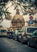 The Roman Forum. Italy. — Stock Photo
