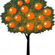 Tree — Stock Vector #27477043