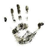 Vector Hand — Stock Photo