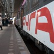 Stock Photo: Fyra Train