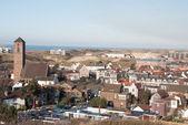 View of Wijk aan Zee — Stock Photo