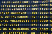 Barcelona Airport El Prat — Stock Photo