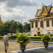 King palace phnom penh — Stock Photo #39308643