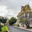 King palace phnom penh — Stock Photo #39308795