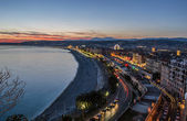 City of Nice — Stock Photo