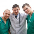 Group of medical doctor - Stock Photo