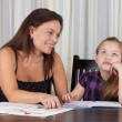 Learning time — Stock Photo