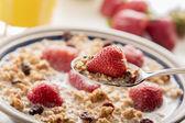 Healthy breakfast. — Stock Photo