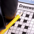 Crossword — Foto Stock #36951939