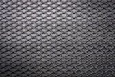 Steel grating background — Stock Photo