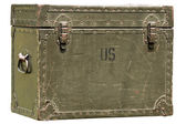 Military chest — Stock Photo