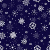 Vector Christmas seamless pattern — Stock Vector