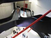 MAXXI Museum of modern art of XXI century — Stock Photo
