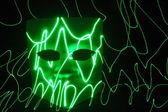 Maschera di mistero — Foto Stock