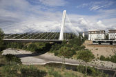 Irin white bridge — Foto Stock