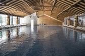 Kryty basen — Zdjęcie stockowe