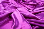 Purple cloth background — Stock Photo