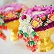 Thai flower garland — Foto Stock